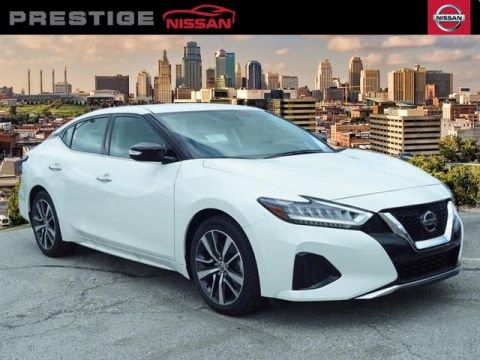 New 2019 Nissan Maxima 3.5 SV FWD 4D Sedan