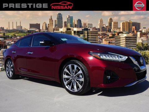 New 2020 Nissan Maxima Platinum 3.5L FWD 4dr Car