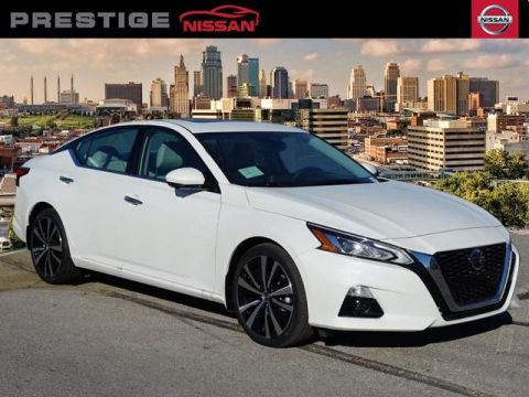 New 2020 Nissan Altima 2.0 Platinum FWD 4D Sedan