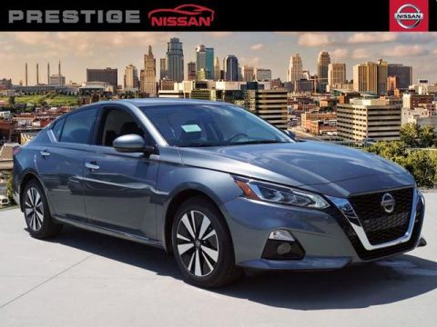 New 2020 Nissan Altima 2.5 SV Sedan FWD 4dr Car
