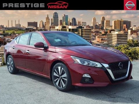 New 2020 Nissan Altima 2.5 SL FWD 4D Sedan