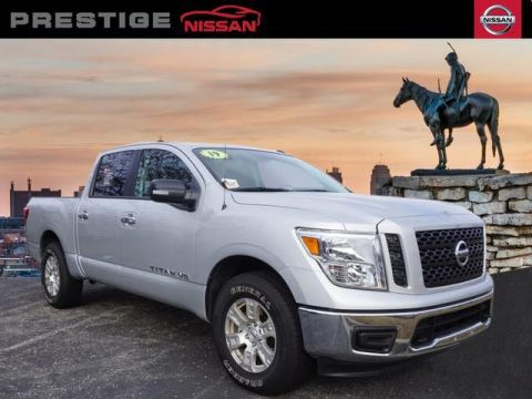 Pre-Owned 2019 Nissan Titan 4x4 Crew Cab SV 4WD Crew Cab Pickup