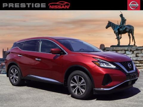 Pre-Owned 2019 Nissan Murano FWD S FWD Sport Utility