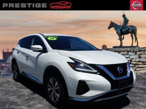 Pre-Owned 2019 Nissan Murano AWD S AWD Sport Utility