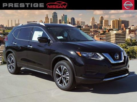 New 2020 Nissan Rogue FWD SV FWD Sport Utility